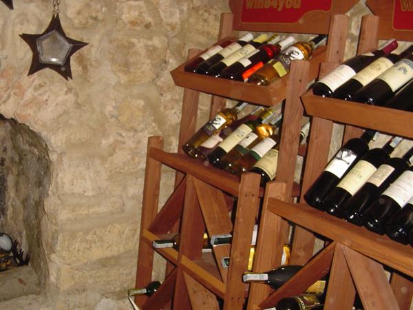 W jakich warunkach należy przechowywać wina?