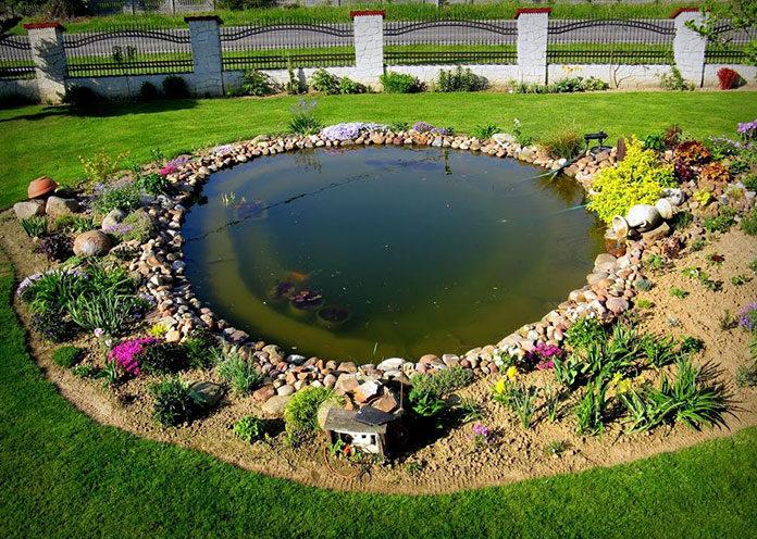 Oczko wodne – pomysł na urozmaicenie ogrodu