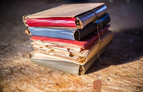 Fumigacja archiwalnej dokumentacji w magazynach