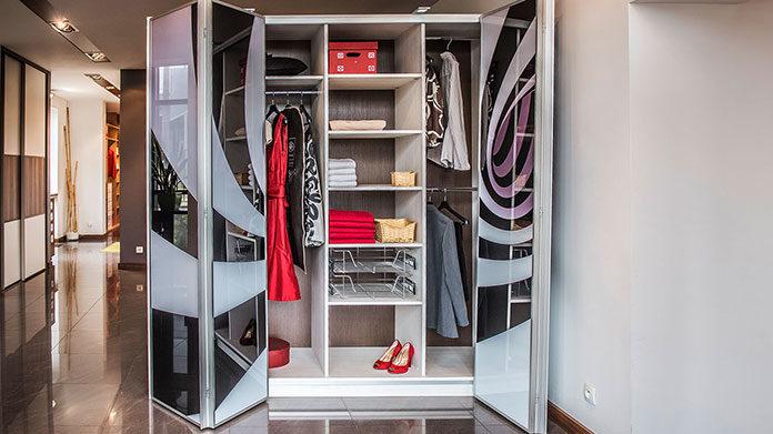 Jak utrzymać porządek w szafie?