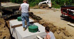 Zalety szamb betonowych