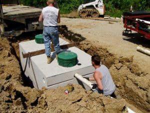 Dlaczego warto zainwestować w szambo betonowe