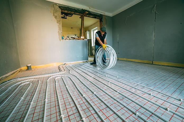 Dlaczego zastosowanie płyt styropianowych podłogowych jest ważne?