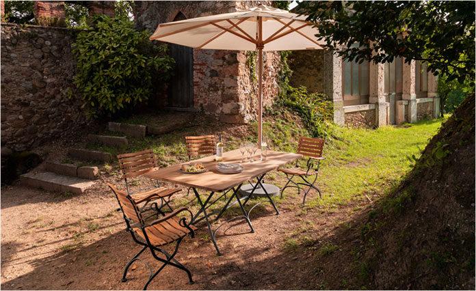 meble ogrodowe ręcznie robione