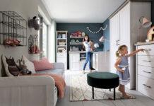 Jak urządzić pokój dla dorastającego dziecka
