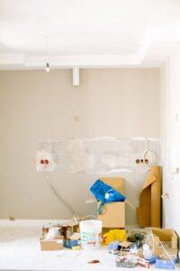 Podręcznik malowania ścian w nowym mieszkaniu