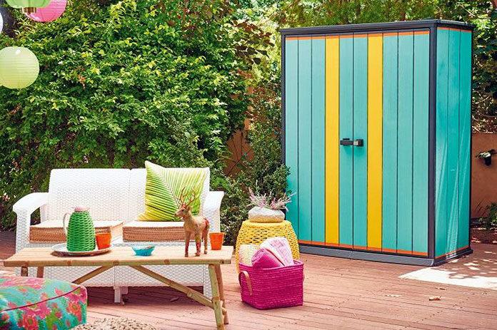 szafy ogrodowe
