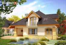 Projekt domu z poddaszem – z kopertą czy dachem dwuspadowym