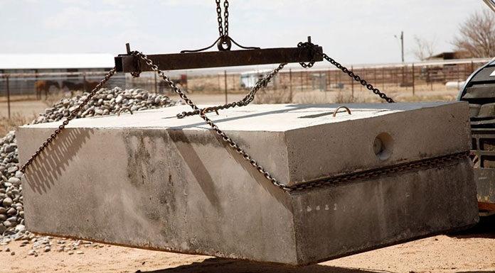 Szambo betonowe 12 m3